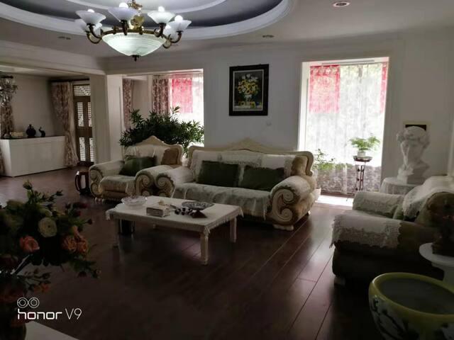塘沽市中心独栋别墅