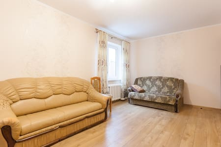 Двухкомнатная квартира у моря - Yantarnyy - Apartamento