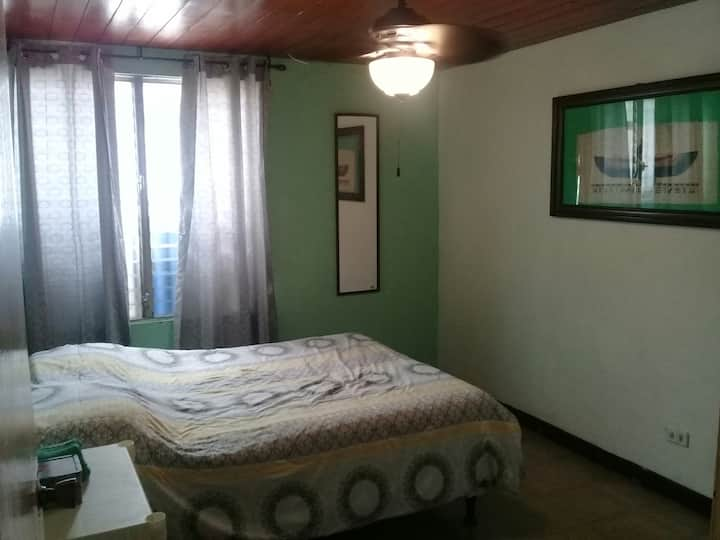 Habitación Serena en Casa La Cle