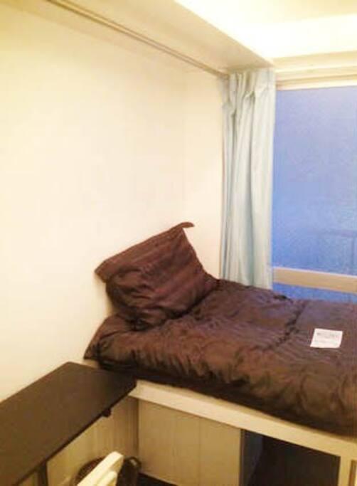 Ku Dorm Room Single