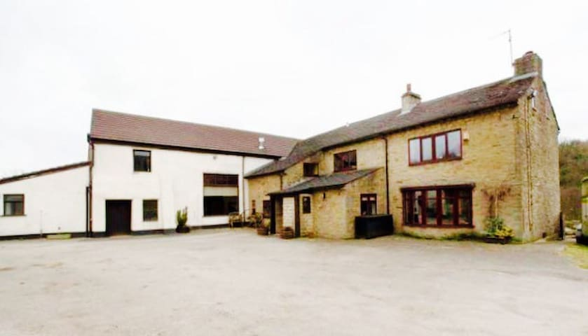 Ensuites charming barn conversion - Romiley - Hus