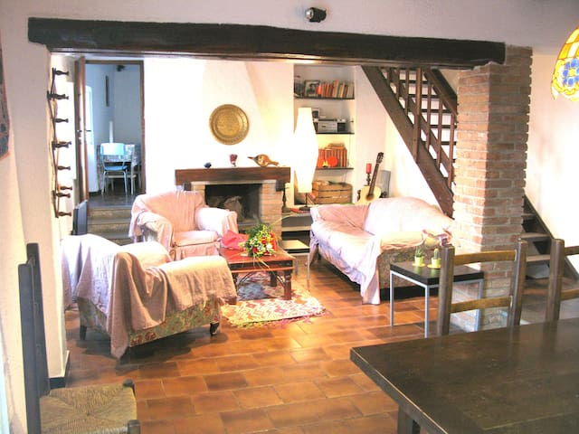 Farmhouse Southern Montferrat Hills - Ovada - Casa