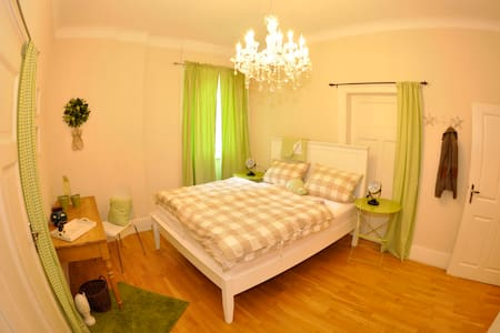 Stilvolles Bed&Breakfast - 59€ - Wiesbaden - Bed & Breakfast