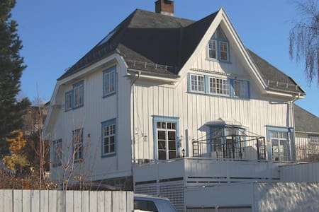 Adorable Central Loft-apartment - Lillehammer - Pis