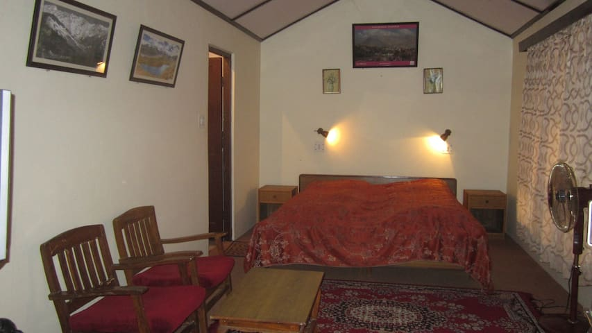 Deluxe room in Naddi, Upper Dharamshala