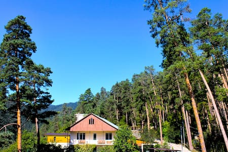 Double room in Likani-house