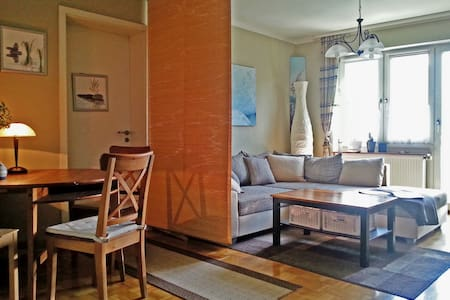 Family-friendly 2 room apartment - Leilighet
