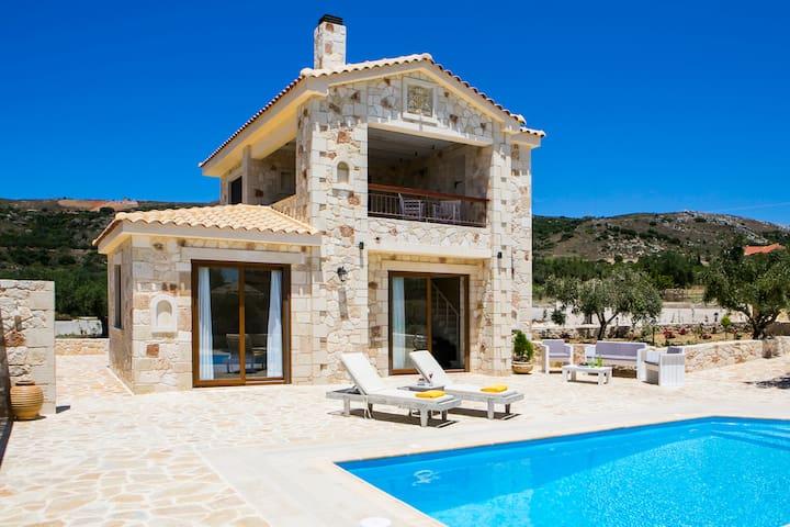 Villa Ydria - Chavriata - Casa de camp