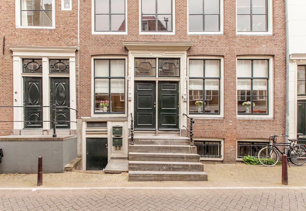 Old masters apartment appartamenti in affitto a for Amsterdam appartamenti centro