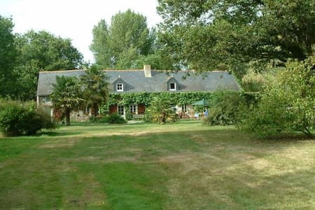 Charming French Farm House : DOGS Welcome  - LA CHAPELLE LAUNAY