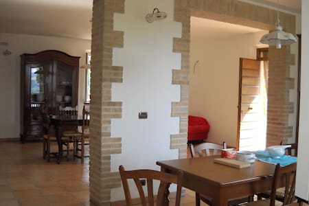 camera con bagno privato - San Severino Marche - Bed & Breakfast