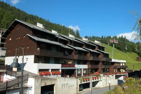 Apartments on the ski slopes - Valfurva - Lakás