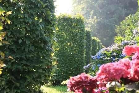 Edengreen: Farm XIX e: - Villers-la-Ville - Casa