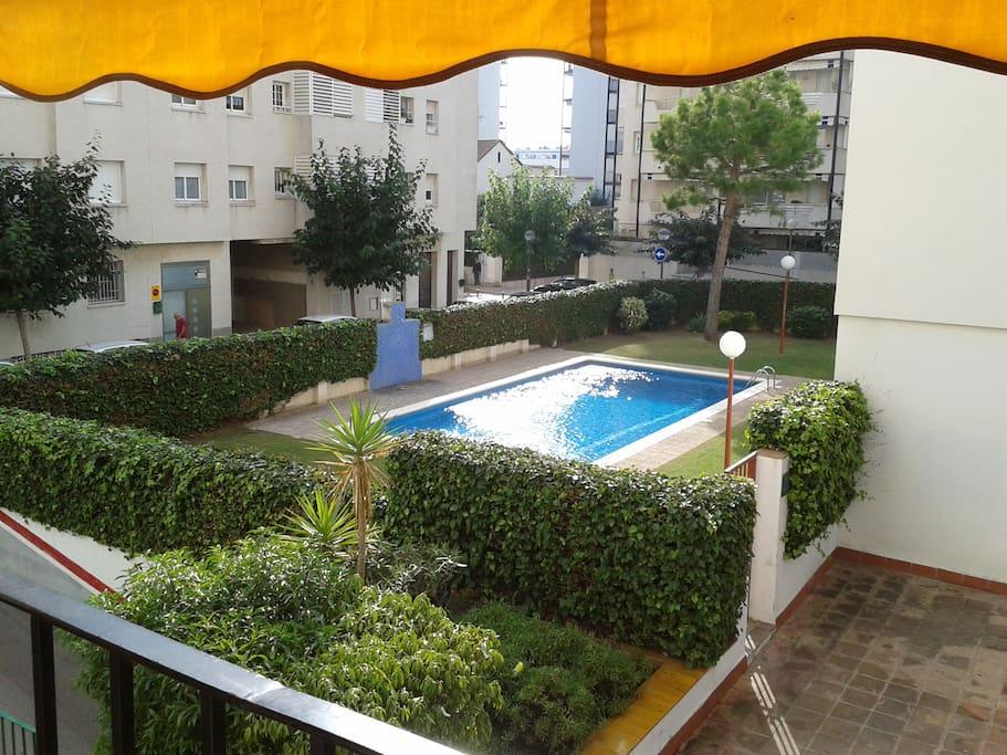 Oferta en sitges habit doble piscina wifi condominiums for Piscina sitges