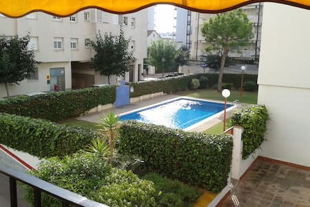 OFERTA EN SITGES HABIT.DOBLE, PISCINA, WIFI - Condominium
