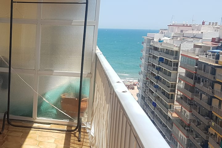Apartamento Básico 4H A Pocos Metros De La Playa