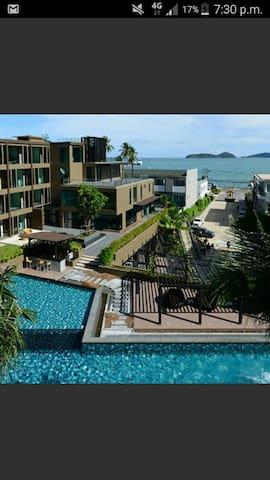 Cozy Studio THE PIXEL CONDO Seaview @ Cape Panwa - Phuket - Wohnung