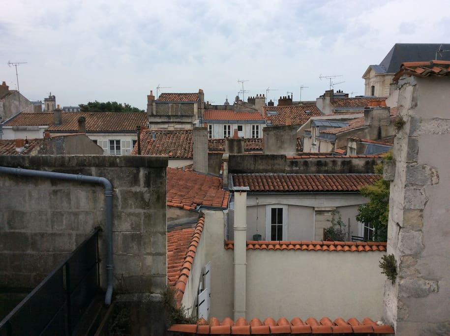 Bel appartement c ur centre ville appartements louer for Achat maison la rochelle centre ville