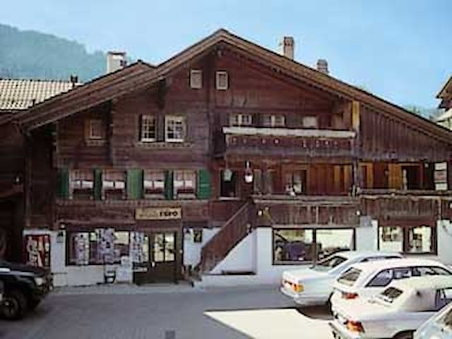 Le Vieux Chalet, GSTAAD, 3***