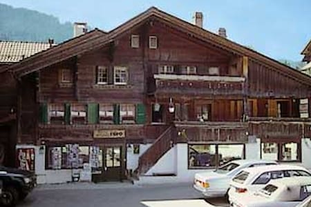 Le Vieux Chalet, Gstaad - Занен - Квартира