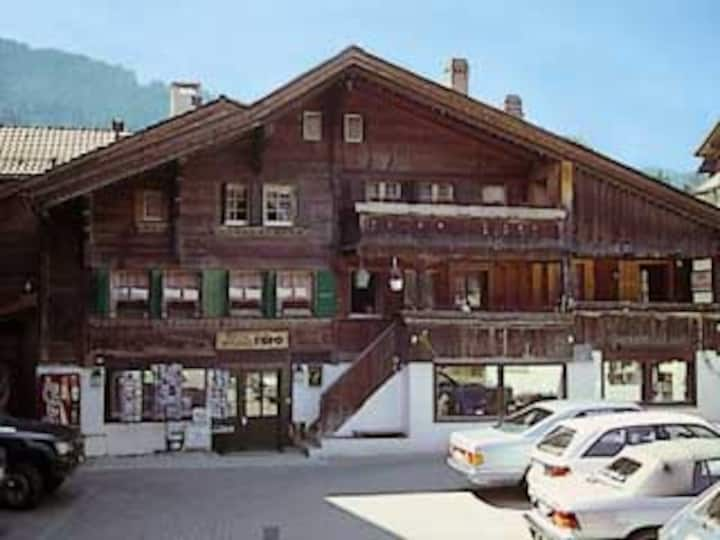 Le Vieux Chalet, Gstaad