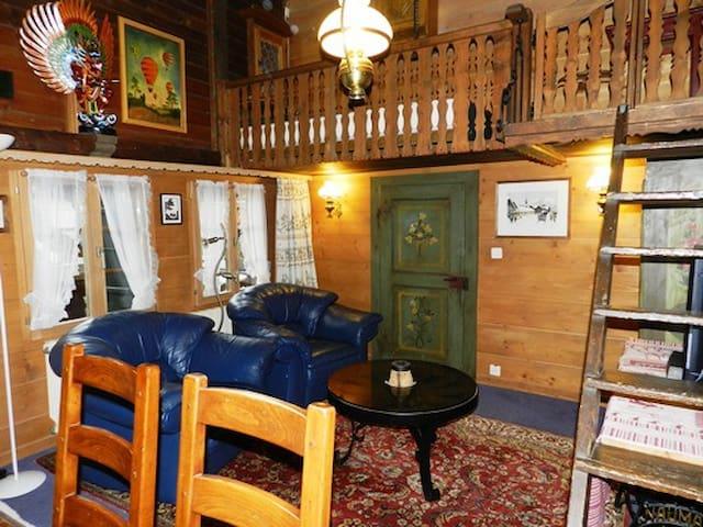 Le Vieux Chalet, Gstaad - Saanen - Departamento