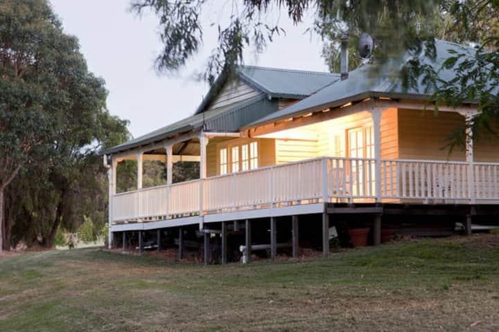 Wildwood Brook Cottage