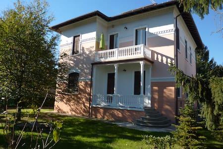 Casa Raffello, Lago Maggiore - Castelletto sopra Ticino