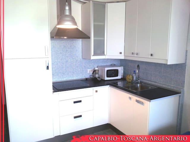 Toscana Argentario - Comodo Monolocale - Capalbio Scalo - Apartamento