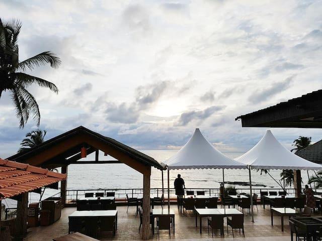 Airy Sunny 3* Hotel  Close To Anjuna Beach ACR