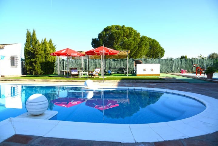 Holiday villa in Seville Province - Marchena - บ้าน