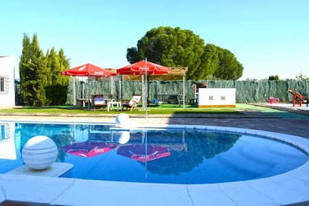Holiday villa in Seville Province - Marchena - Casa