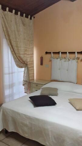 Casa vacanze la terra degli ulivi - Villa San Giovanni In Tuscia - Rumah