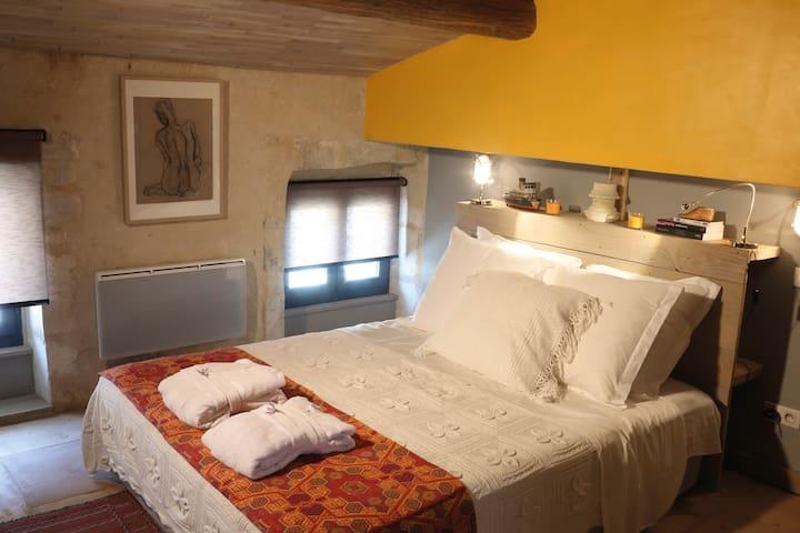 La Casa de Boulbon, Ch. d'hôtes #04 - Boulbon - Bed & Breakfast