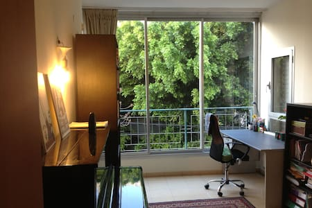 SWEET home, sunny relaxing central flat! - Tel Aviv-Yafo - Wohnung