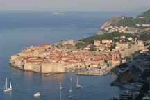 Dubrovnik - only 10km