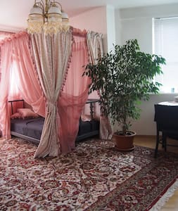 Calm fairytale room,South of Moscow - Москва