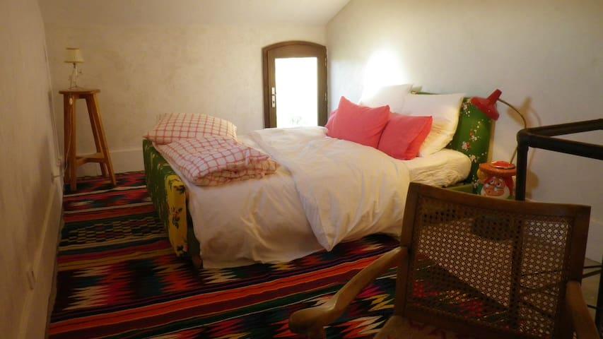 Petite maison cosy à la campagne
