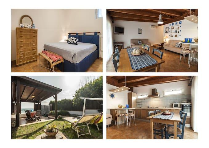 """Villa on the beach """"MARESOL 8"""" – Stunning outdoors"""