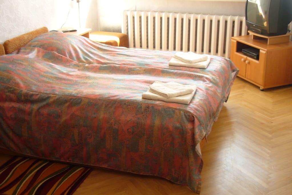 Family aparthotel
