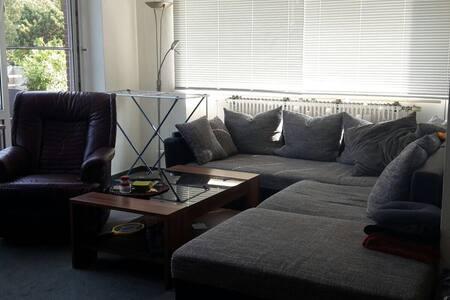Schöne 2-Zimmer Wohnung mit Balkon - ミュンスター - アパート