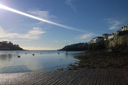 Lovely Fowey Room - Parking included in price. - Fowey - Leilighet