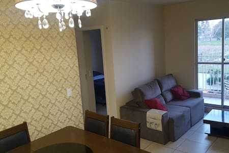 Complete Apartment in Ponta Grossa