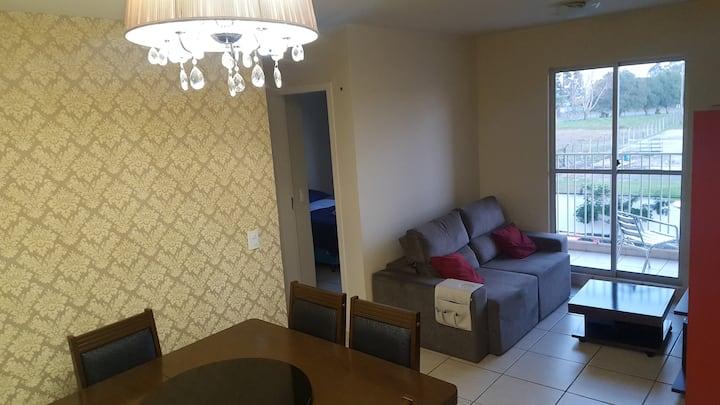 Complete Apartment in Ponta Grossa