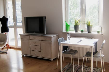 Bellami studio near City Center - Warszawa