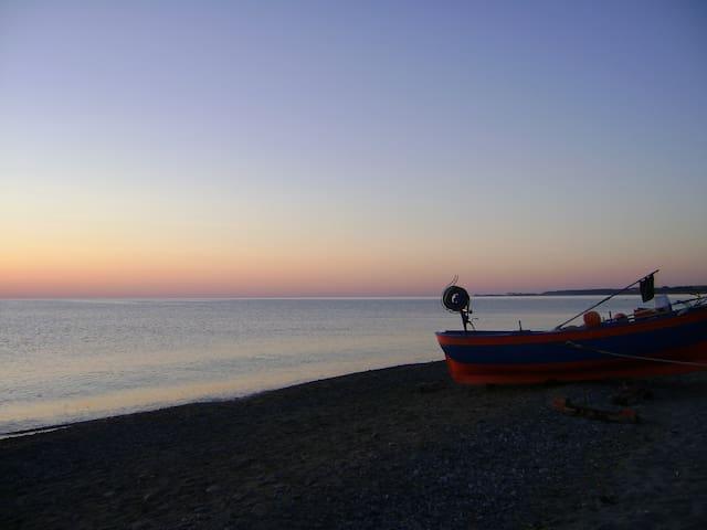 Appartamento in riva al mare - Torretta - Appartement