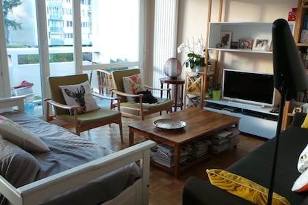 Appartement lumineux Tonkin-La Doua