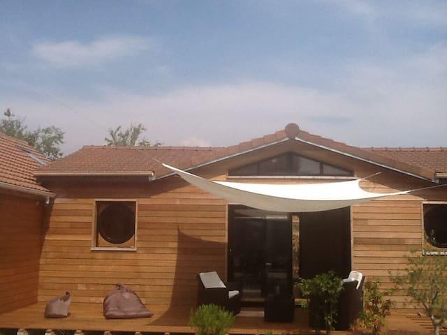 Maison en bois  à 30 min de Paris - Survilliers - House