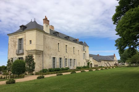 Château de Minière 16 prs piscine chauffée