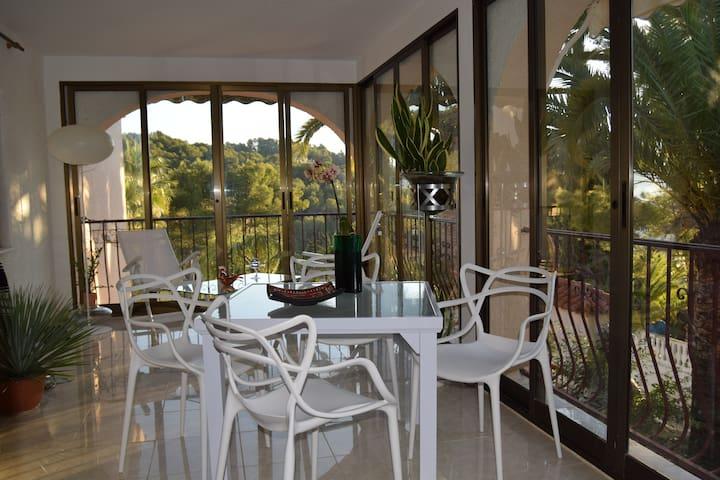 charming villa mountain views  gandia city-beach - Gandia - Villa
